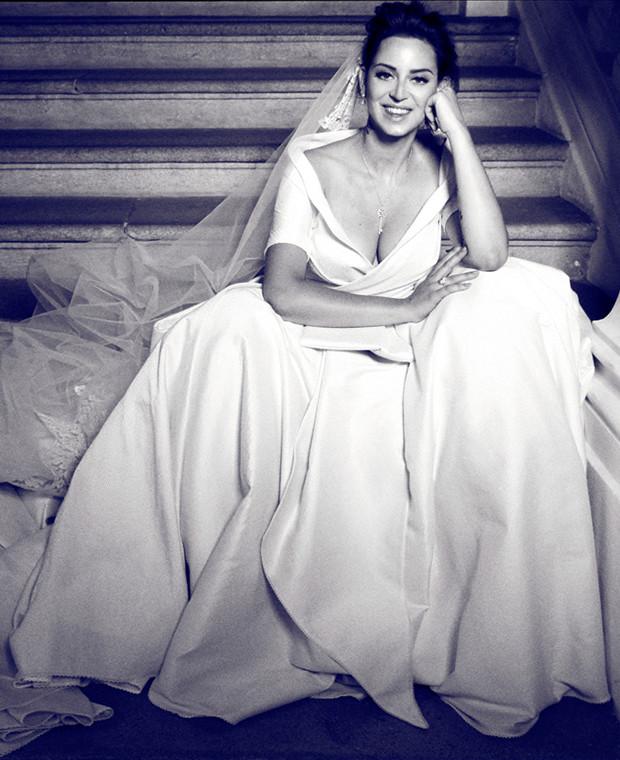 Weißes Kleid mit Tränensäcken? Beauty und Wellness für die Braut ...